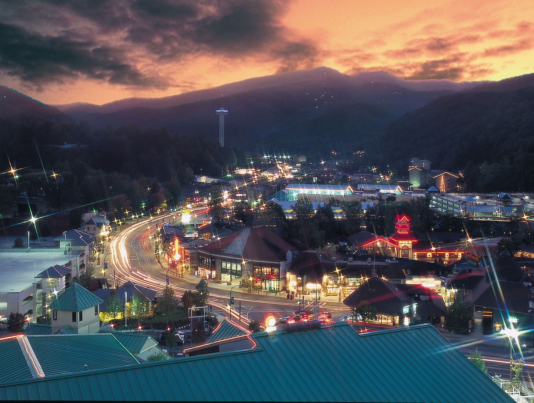 Gatlinburg Attractions Places To See In Tennessee
